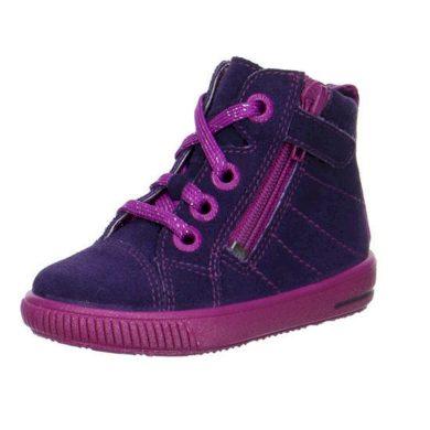 Superfit dětská celoroční obuv MOPPY, Superfit, 1-00350-54, fialová