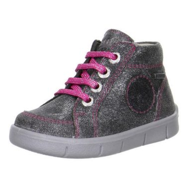 Superfit dětská celoroční obuv ULLI GTX, Superfit, 1-00426-16, stříbrná