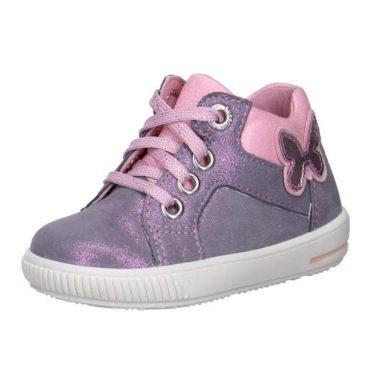 Superfit dívčí celoroční obuv MOPPY, Superfit, 2-00361-44, stříbrná