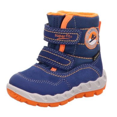 Superfit dětské zimní boty ICEBIRD GTX, Superfit, 3-00013-81, modrá