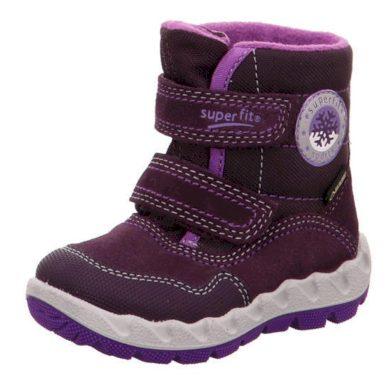 Superfit dětské zimní boty ICEBIRD GTX, Superfit, 3-00013-90, fialová