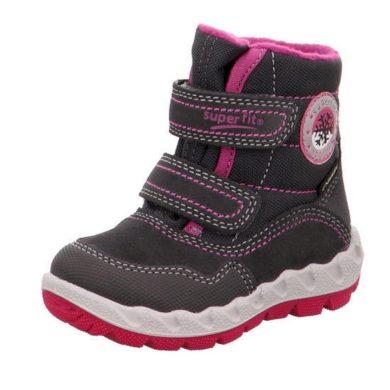 Superfit dětské zimní boty ICEBIRD GTX, Superfit, 3-00013-21, vínová