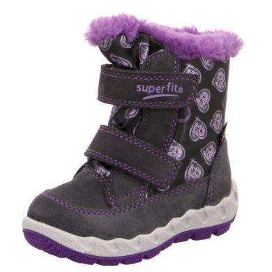 Superfit dětské zimní boty ICEBIRD GTX, Superfit, 3-00015-20, vínová