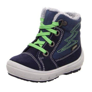 Superfit dětské zimní boty GROOVY GTX, Superfit, 3-09306-80, modrá