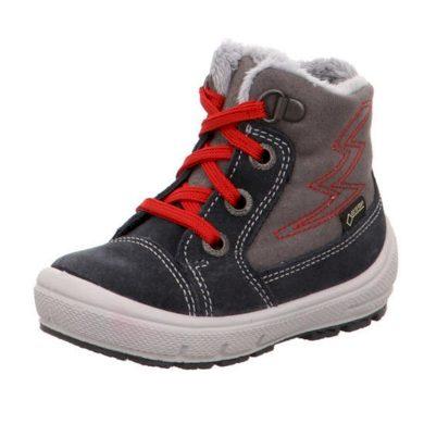 Superfit dětské zimní boty GROOVY GTX, Superfit, 3-09306-20, červená