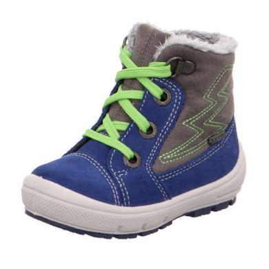Superfit dětské zimní boty GROOVY GTX, Superfit, 3-09306-81, zelená