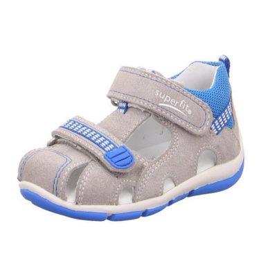 Superfit chlapecké sandály FREDDY, Superfit, 4-00140-26, světle modrá
