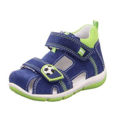 Superfit chlapecké sandály FREDDY, Superfit, 4-00144-80, modrá
