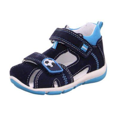 Superfit chlapecké sandálky FREDDY, Superfit, 0-800144-8100, modrá