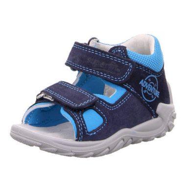 Superfit chlapecké sandály FLOW, Superfit, 8-09035-81, modrá