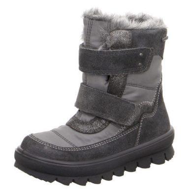 Superfit zimní dívčí boty FLAVIA GTX, Superfit, 5-09214-20, šedá