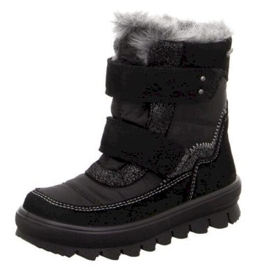 Superfit zimní dívčí boty FLAVIA GTX, Superfit, 5-09214-00, černá