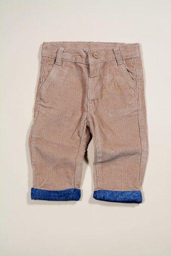 Sobe dětské kalhoty, Sobe, 15KENPAN273, hnědá