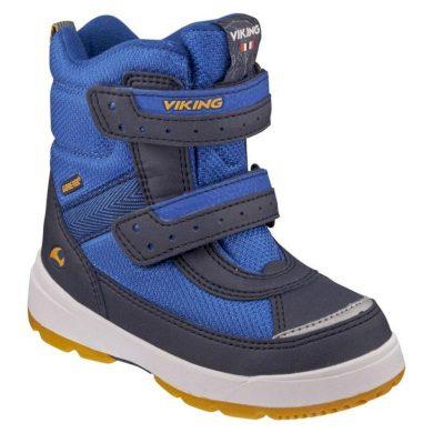Viking kotníkové Play II GTX, Viking, 3-87025-2735, tmavě modrá