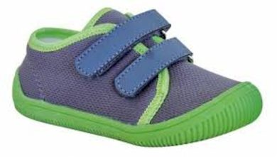 Protetika chlapecké boty Barefoot ALIX GREY, Protetika, šedá