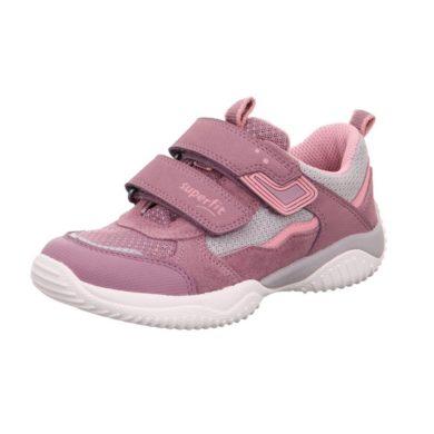 Superfit dívčí celoroční boty STORM, Superfit, 0-606382-9000, růžová