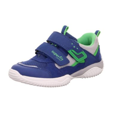 Superfit chlapecké celoroční boty STORM, Superfit, 0-606382-8100, modrá