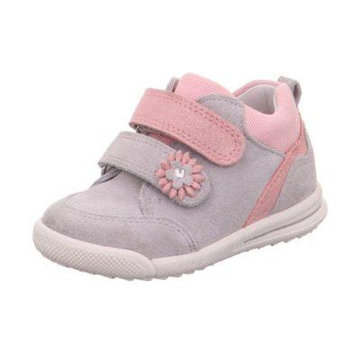 Superfit Dívčí celoroční boty AVRILE MINI, Superfit, 0-606373-2500, šedá