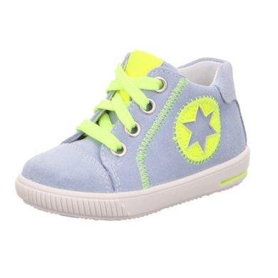 Superfit celoroční dětské boty MOPPY, Superfit, 0-606348-8500, žlutá