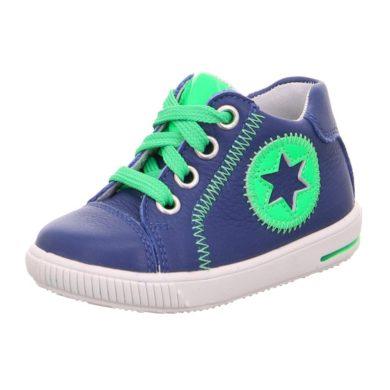 Superfit celoroční dětské boty MOPPY, Superfit, 0-606348-8100, tmavě modrá