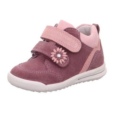 Superfit Dívčí celoroční boty AVRILE MINI, Superfit, 0-606373-9000, růžová