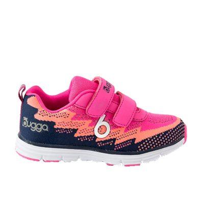 Bugga boty sportovní OUTDOOR HONE, Bugga, B00162-03, růžová