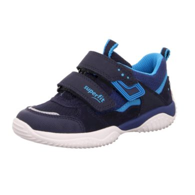 Superfit chlapecké celoroční boty STORM, Superfit, 0-606382-8000, tmavě modrá