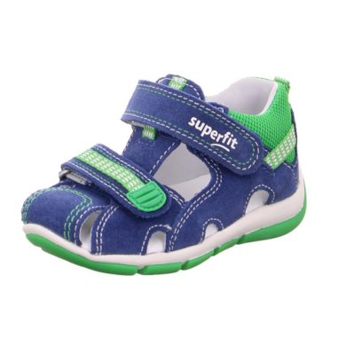 Superfit chlapecké sandály FREDDY, Superfit, 0-600140-8000, tmavě modrá