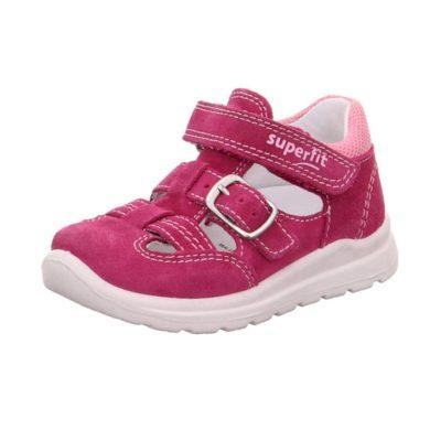 Superfit dívčí sandály MEL, Superfit, 0-600430-5500, růžová