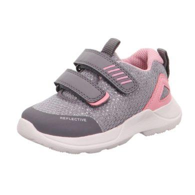 Superfit dívčí celoroční boty RUSH, Superfit, 0-609207-2600, růžová