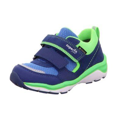 Superfit chlapecká celoroční obuv SPORT5 GTX, Superfit, 0-609238-8100, zelená