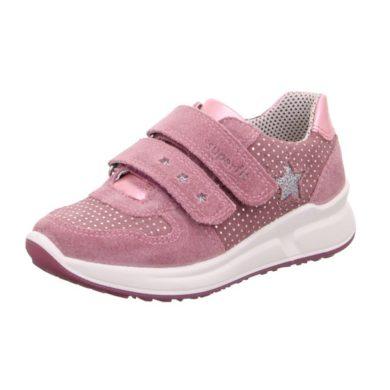 Superfit dívčí celoroční obuv MERIDA, Superfit, 0-600187-9000, růžová