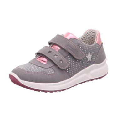 Superfit dívčí celoroční obuv MERIDA, Superfit, 0-800187-4400, šedá