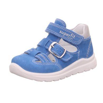 Superfit dívčí sandály MEL, Superfit, 0-600430-8000, světle modrá