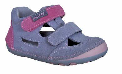 Protetika dívčí boty Barefoot FLIP GREY, Protetika, šedá