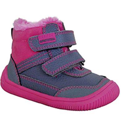 Protetika obuv dívčí zimní barefoot TYREL FUXIA, Protetika, fuchsia