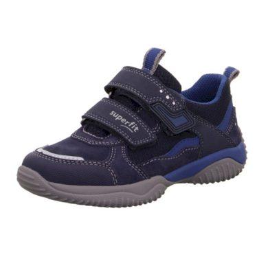 Superfit chlapecké celoroční boty STORM, Superfit, 1-006382-8000, tmavě modrá