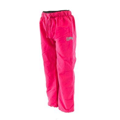 Pidilidi kalhoty sportovní dívčí podšité bavlnou outdoorové, Pidilidi, PD1074-03, růžová