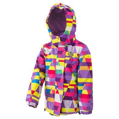 Pidilidi bunda outdoorová podzimní/jarní dívčí, Pidilidi, PD1078-01, holka