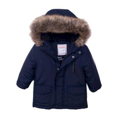 Minoti Kabát chlapecký prošívaný Parka, Minoti, Pursuits 2, modrá