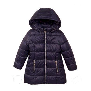 Minoti Kabát dívčí prošívaný Puffa, Minoti, JW2124, modrá
