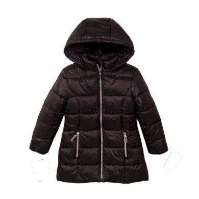 Minoti Kabát dívčí prošívaný Puffa, Minoti, JW2125, černá