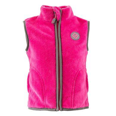 Pidilidi vesta dívčí chlupatá, Pidilidi, PD1084, růžová