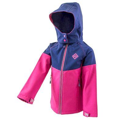 Pidilidi bunda softshellová dívčí s kapucí, Pidilidi, PD1073, Holka