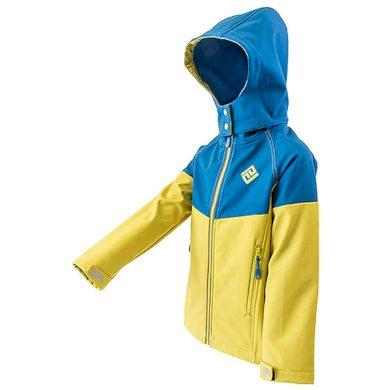 Pidilidi bunda softshellová chlapecká s kapucí, Pidilidi, PD1073, kluk