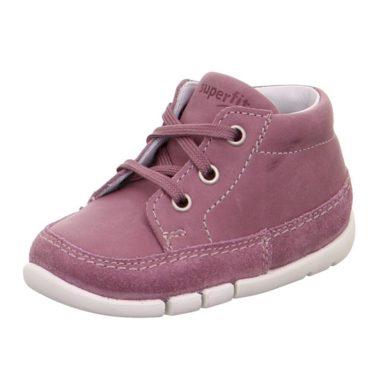 Superfit dívčí celoroční obuv FLEXY, Superfit, 0-606339-9000, fialová