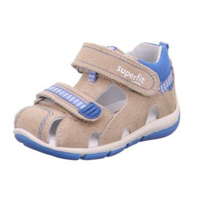 Superfit chlapecké sandály FREDDY, Superfit, 0-600140-4000, béžová