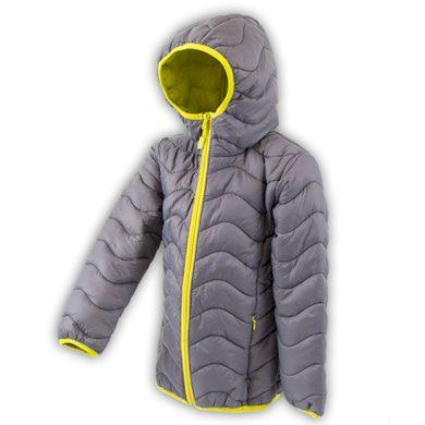 Pidilidi bunda extra lehká nylonová, Pidilidi, PD1087, šedá