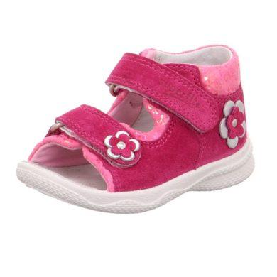 Superfit dívčí sandály POLLY, Superfit, 0-600095-5500, růžová