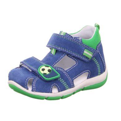 Superfit chlapecké sandály FREDDY, Superfit, 0-600144-8000, modrá